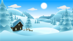 winter-cabin-landscape